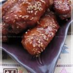 蒜香茄汁烤翅(烤箱菜谱)