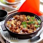 醋燜肉(微波爐菜譜)