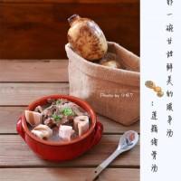 蓮藕豬骨湯