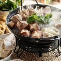 雜菌薈火鍋