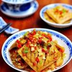 麻辣五香豆干(素菜菜谱)