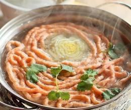风味虾线火锅