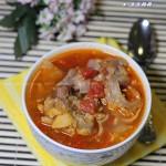 茄汁牛尾汤(暖身汤煲)