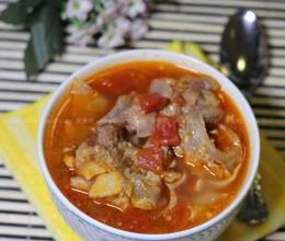 茄汁牛尾汤