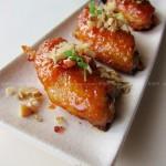 梨汁鸡翅(宴客菜)