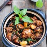 三杯鸡(最热门的台湾名菜)