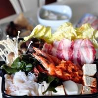 韓風辣味豚肉鍋