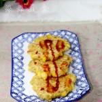 电饼铛燕麦杂锦小煎饼(电饼铛菜谱)