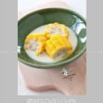 微波牛奶玉米(微波爐菜譜)