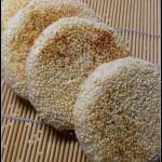 电饼铛蜜香桂花饼(电饼铛菜谱)