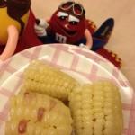 微波奶油玉米(微波爐菜譜)
