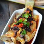 豉汁鲈鱼(清蒸菜谱)