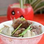 熏鸡炖香菇(荤菜菜谱)