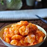 茄汁虾球(好吃停不了口的快手年菜)
