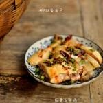 麻香白斩鸡(凉菜)