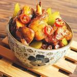 红烧仔鸡(春节年菜-春回大地 鸡报吉祥)