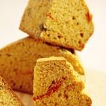 清香玉米面包(烘培菜谱)