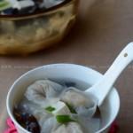 鱼饺汤(潮汕家常快手汤)