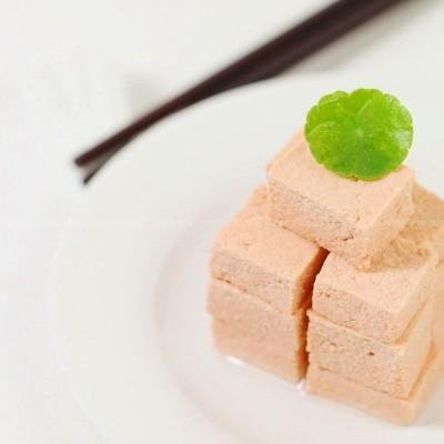 家庭轻松自制一款神奇惊艳的粉色豆腐