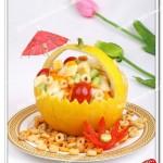 水果花篮(水果拼盘-水果切法)