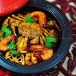 海鲜麻辣香锅(春节家宴年菜)