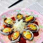 蚝油蒸鲜鲍(零厨艺炮制万无一失的春节年菜)