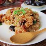 生炒腊味糯米饭(春节年菜)