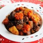 胡萝卜土豆烧牛肉(春节年菜)