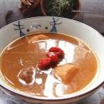 双枣山药甜汤(健脾补血养胃汤)