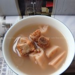 莲藕排骨汤(秋冬养生汤水)
