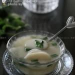 汁卤年糕汤(早餐菜谱)