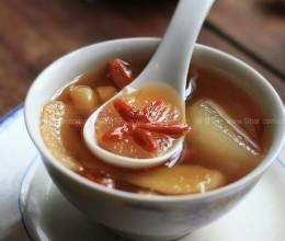 生姜蜜梨汤