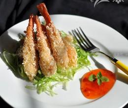 面包香酥虾