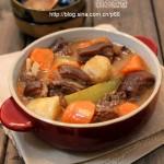 暖身羊肉煲(冬季里暖洋洋的滋補羊肉煲)