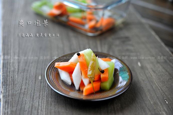 幸福爽口泡菜
