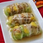 翡翠白玉卷(春节年菜)