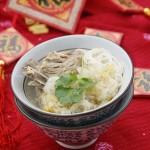 酸菜炖粉条(东北传统年菜)