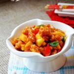 菠蘿咕嚕肉(節后清腸開胃菜)