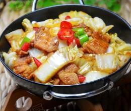 干锅辣白菜