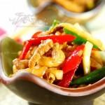 酸白菜牛肉丝(荤素搭配)