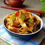 扁豆焖面(北方经典面食)