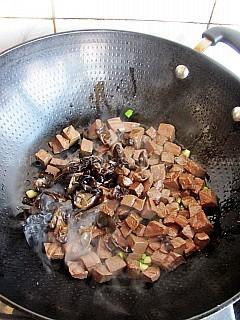 鴨血豆腐羹