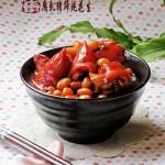 腐乳猪蹄炖花生(女人冬季护肤滋补佳品)