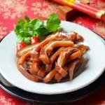 卤水猪耳朵(春节年菜)