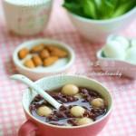 红豆小汤圆(元宵节菜谱-团团圆圆)