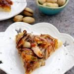 坚果仁肉酱披萨(烘培菜谱)