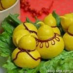 戧面南瓜寶葫蘆(春節面食菜譜-福祿吉祥迎新年)