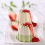抹茶酸奶冻芝士(甜品)