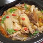 客家娘酒鸡(广东客家的经典名菜)
