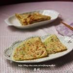 香葱培根蛋饼(10分钟搞定营养美味早餐)